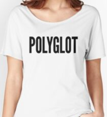 Polyglot Languages Women's Relaxed Fit T-Shirt