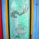 Door art by Digby