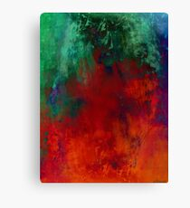 Warm up Canvas Print