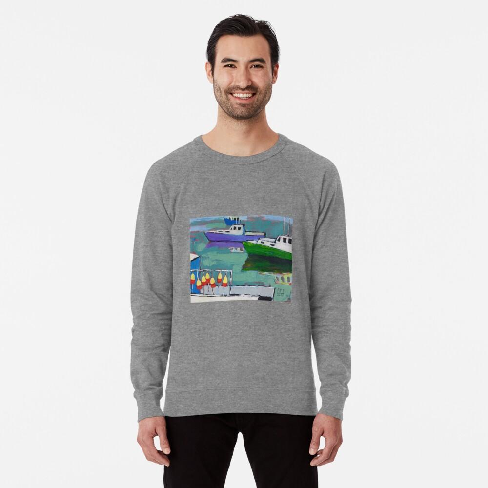 Celadon Voyage Lightweight Sweatshirt