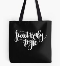 Sweet Baby Angle My Favorite Murder Tote Bag