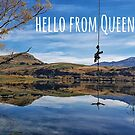 Hello from Queenstown NZ by Curious-Camera