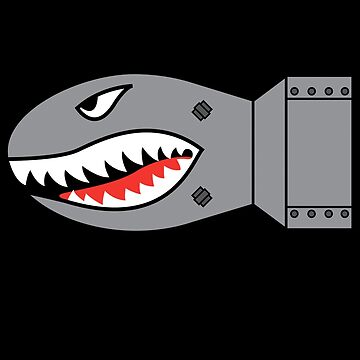 Shark Bomb by Netliquid