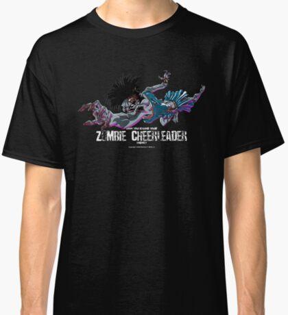 Zombie Cheerleader Classic T-Shirt