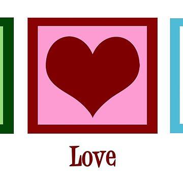 Peace Love Sweet 16 by elishamarie28