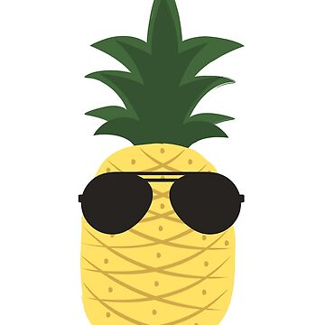 Cool Pineapple  by NancyD51