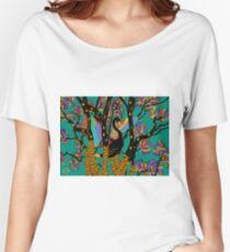 Swan Dance Women's Relaxed Fit T-Shirt