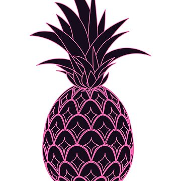Pink Pineapple  by NancyD51