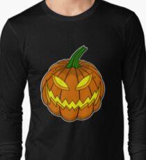 Spooky Pumpkin Long Sleeve T-Shirt
