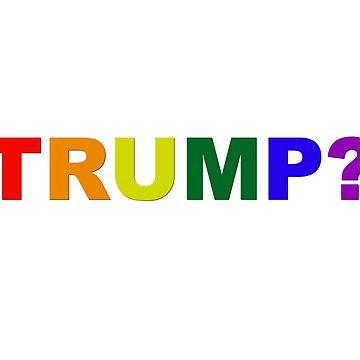 Trump LGBT by IslandTs