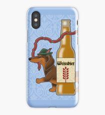 Weissbier iPhone Case