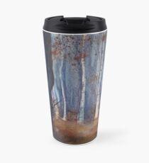 Dusk, Birch Wood Travel Mug
