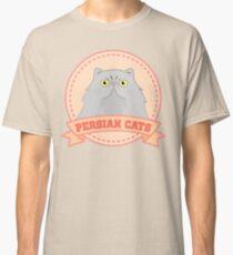 Persian Cats Classic T-Shirt
