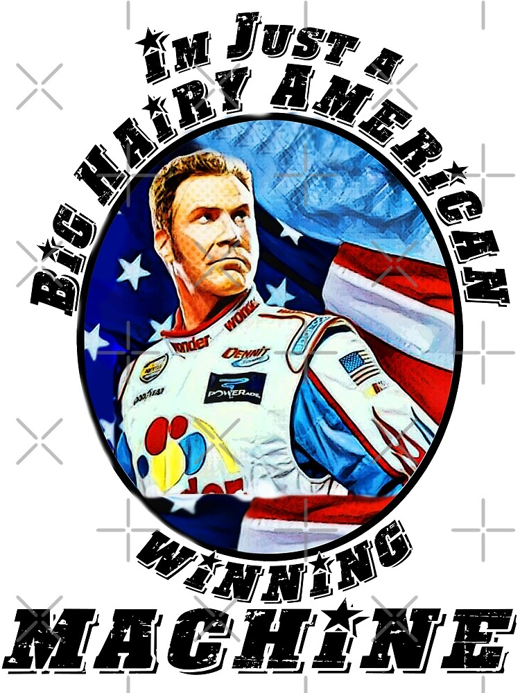 American winning machine by American  Artist