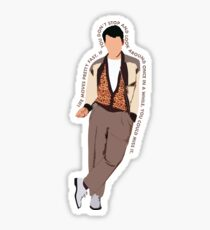 Ferris Bueller Sticker