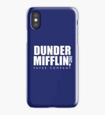 Dunder Mifflin The Office Logo iPhone Case/Skin