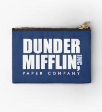 Dunder Mifflin The Office Logo Studio Pouch