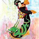 Yin and Yang by dreamingcat