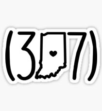 317- Indianapolis Sticker
