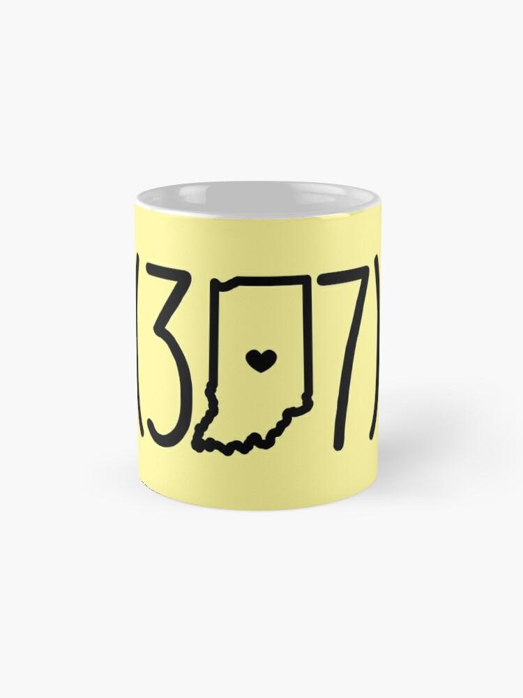 Alternative Ansicht von 317- Indianapolis Tassen