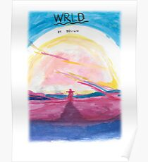 by design (Inspired by WRLD) Poster