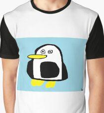Issa Penguin Graphic T-Shirt