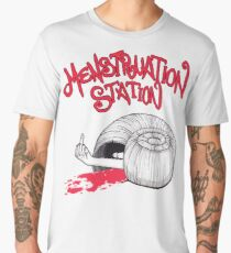 Menstruation Station Men's Premium T-Shirt