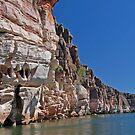 Geike Gorge, Western Australia by Adrian Paul