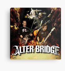 alter bridge tour 2018 Metal Print