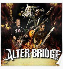 alter bridge tour 2018 Poster