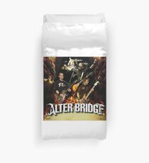 alter bridge tour 2018 Duvet Cover