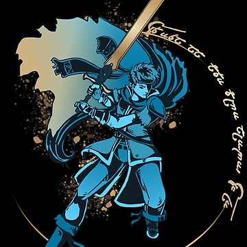 Hero of the Blue Flame, Ike by Sweethartist