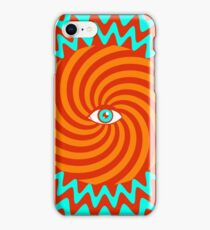 Hypnotic poster iPhone Case/Skin