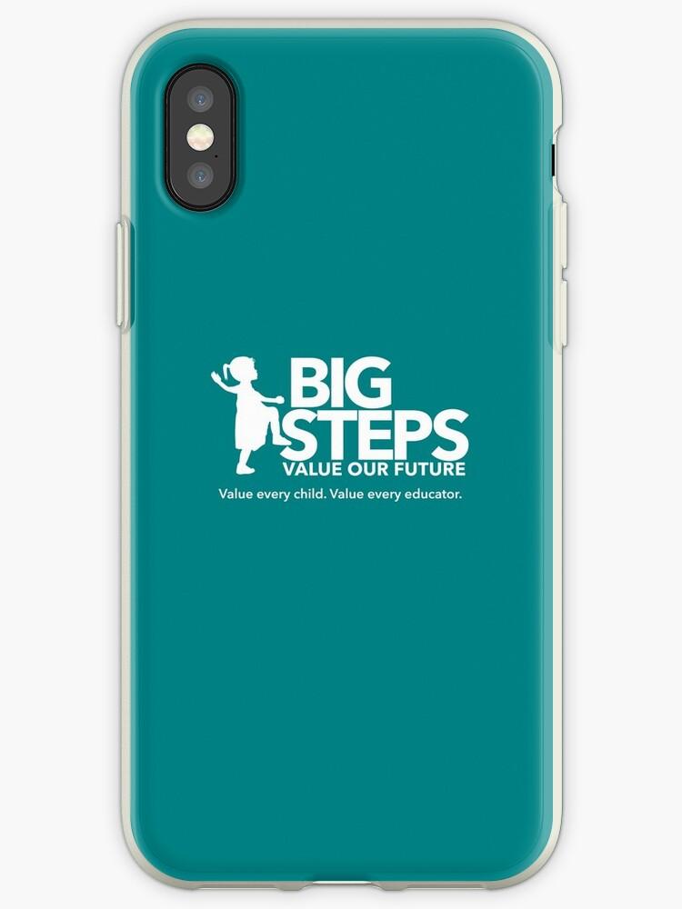 Big Steps Merchandise by UnitedVoiceECEC