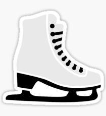 Figure skating skate Sticker