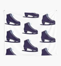 Ice skate Wall Tapestry
