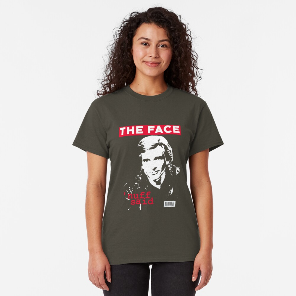Dirk Benedict - The Face Classic T-Shirt