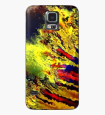 Unique iPhone and Samsung Galaxy Cellphone Cover Featuring Infinity Fractal Design with Rippled Effect Case/Skin for Samsung Galaxy