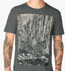 All was tranquil Men's Premium T-Shirt