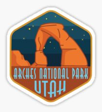 Arches National Park - Utah Sticker