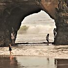 Exploring the Natural Arch by Martha Sherman