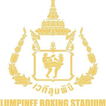 LUMPINEE MUAY THAI BOXING STADIUM THAILAND by Realmendesign