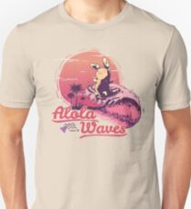 Alola Waves T-shirt unisexe