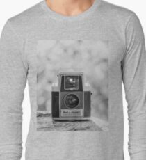 A Vintage Dream - Camera Long Sleeve T-Shirt
