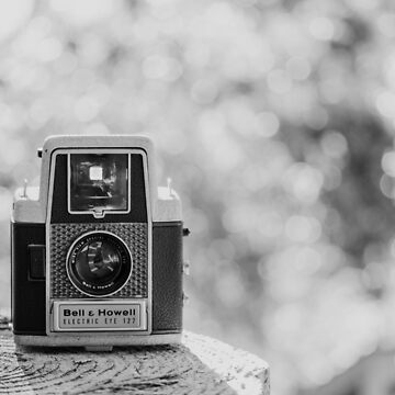 A Vintage Dream - Camera by rachelallison