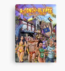 SheVibe Takes On Key West Fantasy Fest Canvas Print