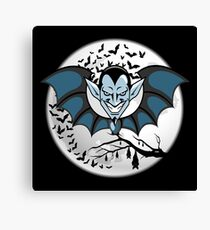 BATMONSTER (Drac) Canvas Print
