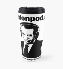 Pod on Pod Store Travel Mug