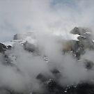 Breaking Clouds Expose Ethereal Beauty by M-EK