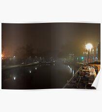Fog Lock Poster